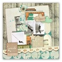 A Project by questionscrap from our Scrapbooking Gallery originally submitted 03/21/12 at 07:14 AM