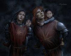 """The New Star by Alystraea And Maglor answered: 'If it be truly the Silmaril which we saw cast into the sea that rises again by the power of the Valar, then let us be glad…"""" Glorfindel, Star Painting, Fili And Kili, Legolas, Gandalf, Thranduil, Stars Then And Now, Artwork Images, New Star"""