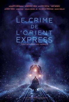 Le Crime De L'orient Express Streaming Vf : crime, l'orient, express, streaming, Idées, Crime, L'orient, Express, Orient, Express,, Agatha, Christie,, Hercule, Poirot