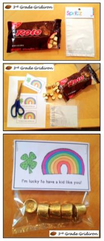 "Classroom DIY: DIY St. Patrick's Day ""Lucky Loot"""