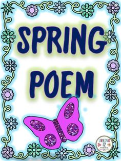 Happy Spring! Have your students write a beautiful spring poem! Great for ENL/ESL, Special Ed. or mainstream classes.File includes: cover pageGuided writing model with suggested vocabulary to write a  simple five line (Cinquain) poemFive different spring themed writing templates -four in color and one in black and whiteCredit to:1) Glitter Meets Glue Designshttps://www.teacherspayteachers.com/Store/Glitter-Meets-Glue-Designs2) Ladybugs and…