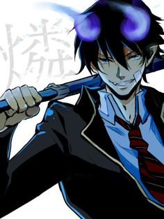 Rin Okumura - Blue Exorcist, Ao no Exorcist