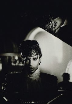 Classic Prince | 1986 Under The Cherry Moon Movie Still Photograph.