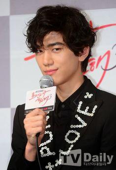Sung Joon - I need romance 3, Shut Up Flower boy band, Discovery of Romance