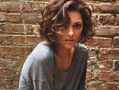 Cortes de pelo 2014: Fotos de estilo corto ondulado | Ellahoy