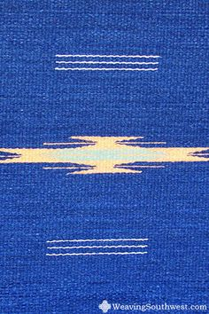 Your Daily Dose of Inspiration! Rug 45, handwoven by Fred Black.