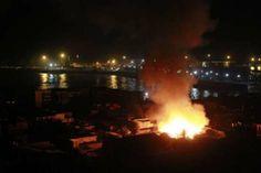 Se espera un gran tsunami en Chile abril 2014
