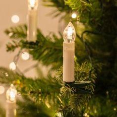 f3b7283d7972a5 KooPower® LED féerique guirlande lumineuse à piles avec Fleurs de Myricas  Blanches Chaudes 2 Pièces Chacune 4 M 40 LED Idéales pour Sapin de Noël, …