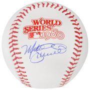 MLBShop.com - MLBShop.com Autographed Philadelphia Phillies Mike Schmidt Fanatics Authentic 1980 World Series Logo Baseball - AdoreWe.com