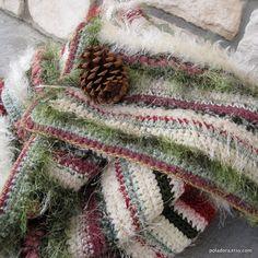 Sissy blanket crochet by poladora