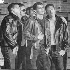 143 best greasers images vintage photos greaser guys vintage fashion