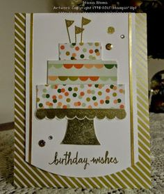 Build a Birthday in Gold Soiree