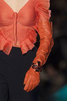 Gaultier/Paris Couture Fashion Week Detail Pictures | Spring 2014 | POPSUGAR Fashion
