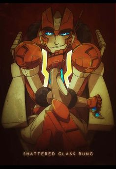 """coralus: """" """" """"How may I help you~?"""" """" I got another drawing of Rung but a Shattered Glass version, because of larbestaaargh & herzspalter wwwwww I don't think I sense Rung anymore when drawing him like this To be honest, while I draw him, I. Transformers Humanized, Transformers Prime, The Iron Bull, Gundam, Shattered Glass, Robot Design, Cool Art, Pokemon, Animation"""