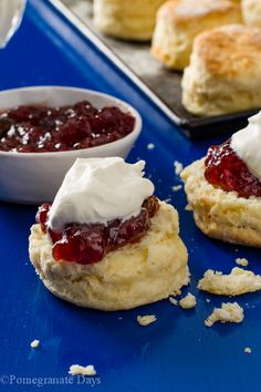 Looking for a great scone recipe. Before adding berries, or any other flavour you need a great base recipe. This recipe for Buttermilk Scones is it.
