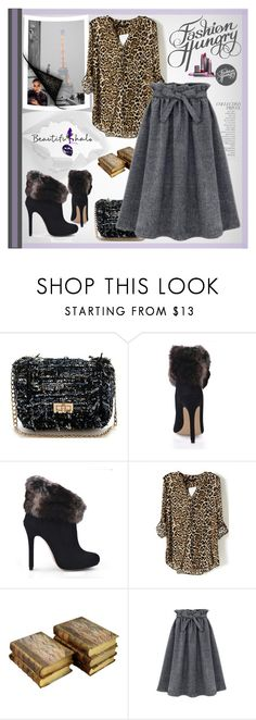 """""""Beautifulhalo V / 2."""" by esma178 ❤ liked on Polyvore featuring mode, Bungalow 20, Nico en By Terry"""