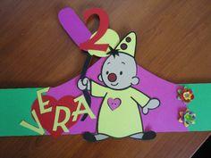 verjaardagsmuts bumba 2 jarig kindje gemaakt door Karinvl (cricut)