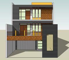 Desain Renovasi Rumah di Cibolerang