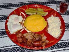 Romanian traditional food Romanian Food, Sweet Home, Eggs, Beef, Traditional, Breakfast, Romania, Love, Home