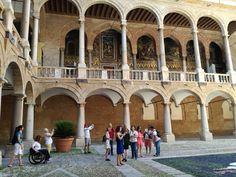In giro per Palermo con i nostri amici dall'Europa