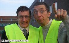 Typetjes Parkeerwachters