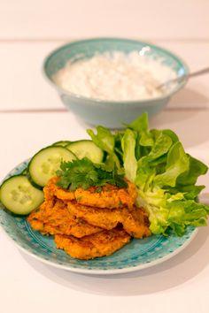 Lasten yksi lempiruoista on porkkanaletut ja niitä toivotaan usein. Porkkanalettujen ohje löytyy linkistä.