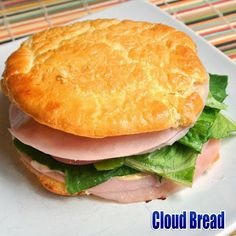 Cloud Bread - Recipes and Cooking Tips