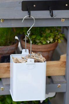 pudełko na spinacze do bielizny Ib Laursen