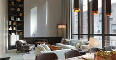 Soori High Line - New York - Interiors - SCDA