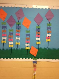 Speech Peeps: Spring Craftivity {Freebie!} Fun kite craft for spring. Pinned by…