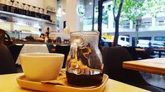 Gloomy and rainy? Remedy: Just add coffee.  #coffee #coffeetime #coffeegram #coffelife #sydneycoffee #coffeelover #coffeelove #sydney #northsydney #filtercoffee #rainy #langdrinkscoffee #coffeefoodtravel #ilovecoffee