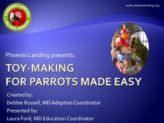 Toy making made_easy_phoenix_landing_2012 fixed by abirdsbestlife via slideshare