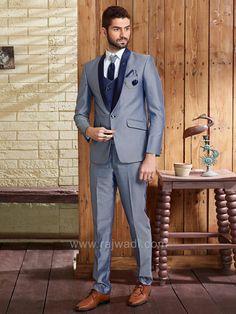 Emboss Fabric Wedding Suit  #rajwadi #menswear #mensfashion #suit #FeelRoyal #Menssuit #stylish #dapper #designer