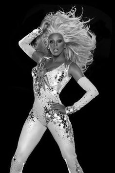 RuPaul.  Come on.  There's no one better.