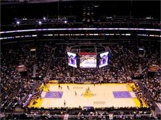 Located in the entertainment capital of the world and with superstars such as Kobe Bryant, the Staples Center is one venue where fans can see NBA basketball on a nightly basis during the season with two teams calling the city and arena home.