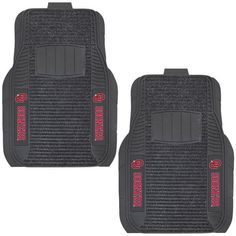 Oklahoma Sooners Two-Piece Deluxe Car Mat Set - $49.99