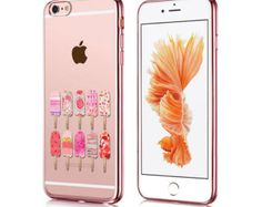 Ice Cream iPhone 7 Case iPhone 6 Case iPhone 6s by HoolaBoutique
