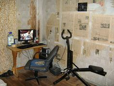 Most Depressing Home Offices Ever