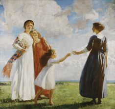 Laura KNIGHT (1877-1970), R.A., R.W.S. THE FLOWER