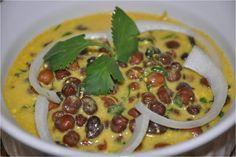 Mharo Rajasthan's Recipes - Rajasthan A State in Western India: Jaisalmeri Chane - जैसलमेरी चने (Black Chick Peas ...