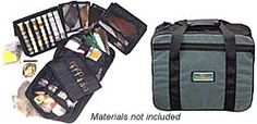 Flyfishing Equipment Reviews Bags and Packs - JW Outfitters - TOTL Tying Bag
