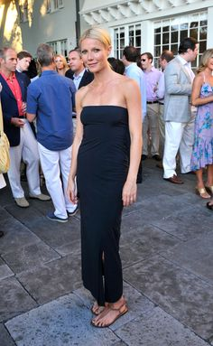 Stars With Maxi Mom Style Gwyneth Paltrow Beach Dresses