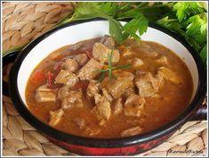 Nie było mnie ponad miesiąc od ostatniego wpisu, strasznie długo :( W prowadzeniu bloga jest to wręcz niedopuszczalne. Mam teraz parę dni w... Thai Red Curry, Food And Drink, Ethnic Recipes, French Style, Diet, Meals, Goulash