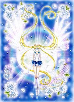 New Sailor Moon fan art by; Marco Albiero Art.