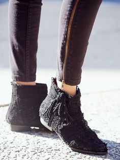 Free People Decades Ankle Boot, R$689.85