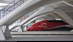 RailPictures.Net Photo: 4343 Thalys Thalys at Liege, Belgium by James Stearn