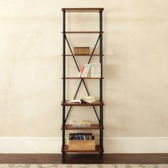 Sonoma Tower | Furniture | Ballard Designs--need two of these, one on either side of our TV cabinet