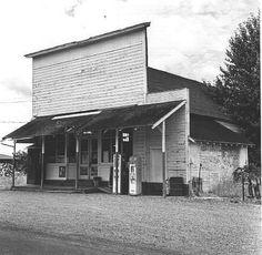 Pedee in Polk County, Oregon, 1967 :: Ben Maxwell Collection