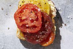 Recipe: 1-Minute Tomato Sandwich — Tomato YOLO