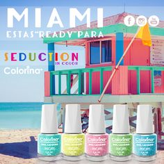 Línea Chika By Colorina Nail Lacquer Laquer Pinterest Nails And